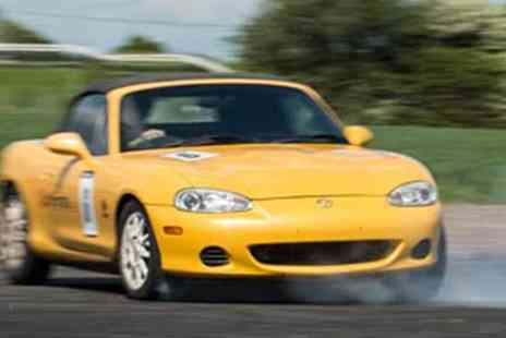 intotheblue - Stunt Driving Experience in Hertfordshire - Save 50%