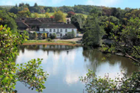 Frensham Pond Hotel - One night stay for two with breakfast in Farnham  - Save 48%