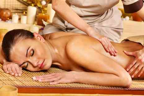 Spa Prana - One hour gold facial and a 30 minute aromatherapy massage - Save 55%