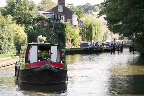 M Bar K - Two hour canal cruise for 2 including antipasti and a jug of sangria  - Save 59%