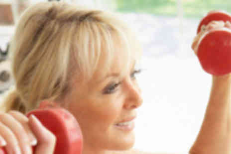 TLC The Ladies Club - One Month Membership and Four Vibroplate Sessions - Save 56%