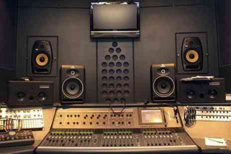 Soundlab Studios - 90 Minute Recording Experience For Two - Save 56%