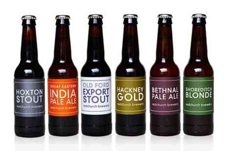 Eebria -  First Selection Box of 12 Craft Beers - Save 39%
