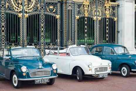Classic City Tours - Private Tour of London in a Classic Car  - Save 44%