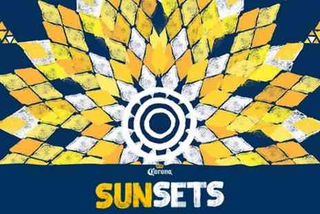 Corona Sunsets - Corona Sunsets Beach Party Ticket  - Save 29%