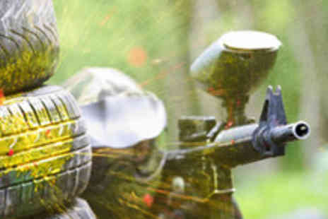 Campsie Commandos - Full Day Paintballing, including all Equipment and BBQ Lunch - Save 79%