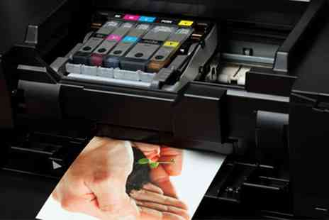 Printerinks.com - £20 Voucher for Ink and Toner Cartridges - Save 45%