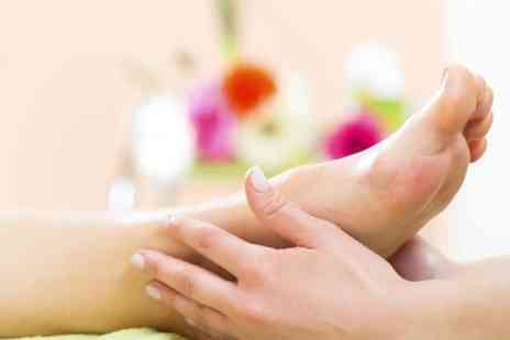 Krem Beauty Clinic - Pamper Package For Hands or Feet  - Save 52%