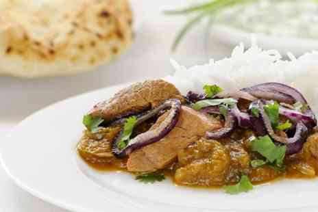 Raj Venue - £20  Worth of Indian Food  - Save 50%