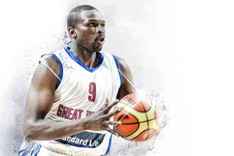 Basket Ball League - Tickets TO GB Mens Basketball  - Save 64%