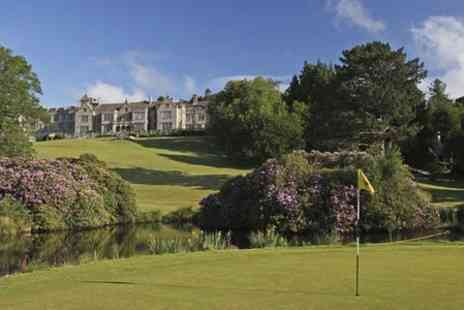 Bovey Castle Hotel - Round of Golf For Two - Save 58%