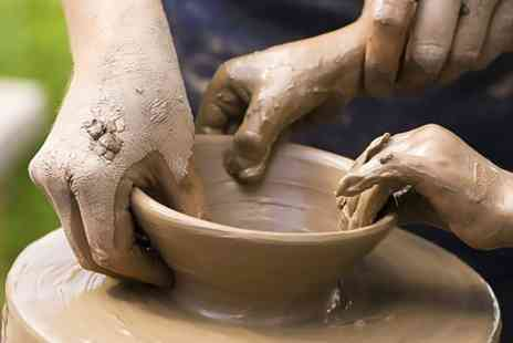 Raine Ceramics - Pottery Experience For One  - Save 50%