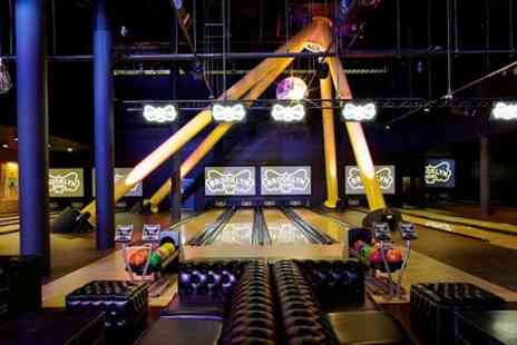 Doing Something - The Big Brooklyn Bowl Date Night Plus Beer on Arrival - Save 50%