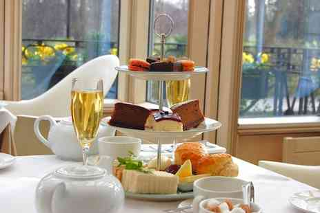Corus Hotel Hyde Park - Afternoon tea with a glass of bubbly for 2 - Save 48%