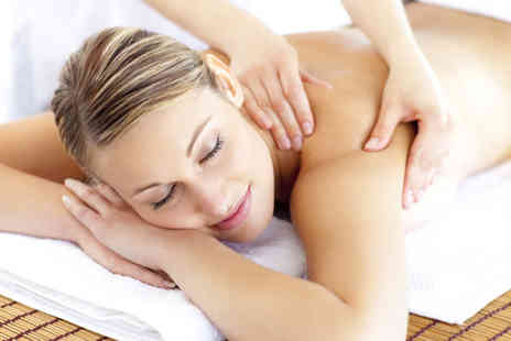 Lisa Baker Holistic Therapies - Pamper package including facial, body exfoliation and choice of massage - Save 74%