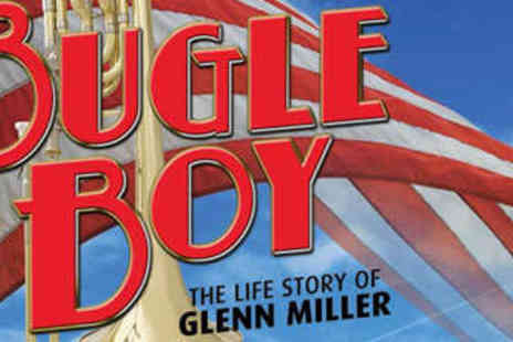 Leicester Square Theatre - Ticket to see Bugle Boy The Life Story of Glenn Miller - Save 41%