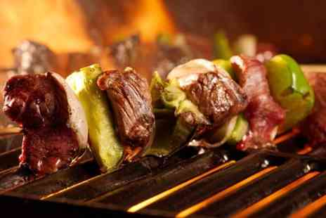 Zicos Brazilian Churrascario Rodizio -  All You Can Eat For Two - Save 50%