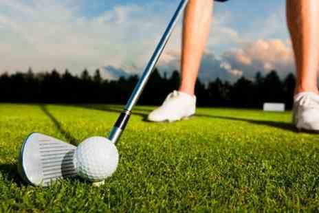 Caird Park Golf Club - 18 holes on a varied parkland course - Save 52%