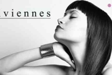 Viviennes - Cut and Finish With Conditioning Treatment and Cocktail - Save 65%