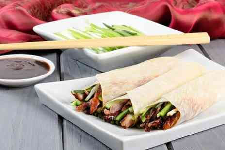 Harbour City - Aromatic Crispy Duck Meal  - Save 49%
