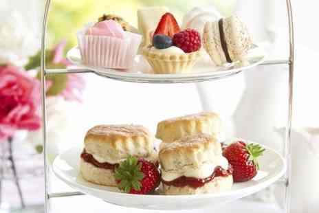The Case Restaurant - Afternoon Tea For Two  - Save 65%
