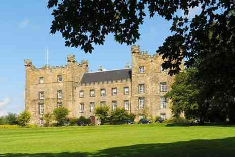 Lumley Castle Hotel - One Nights stay For Two With Breakfast  - Save 50%