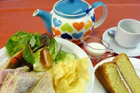 Scotland Nurseries Matlock - Afternoon Tea For Two - Save 50%
