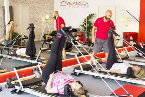 Dynamica Pilates - Five Reformer Pilates Classes - Save 64%