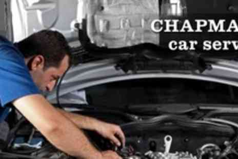 Chapmans of Leicester - Full MOT Test with Engine Diagnostic Reading plus Mini Valet - Save 78%