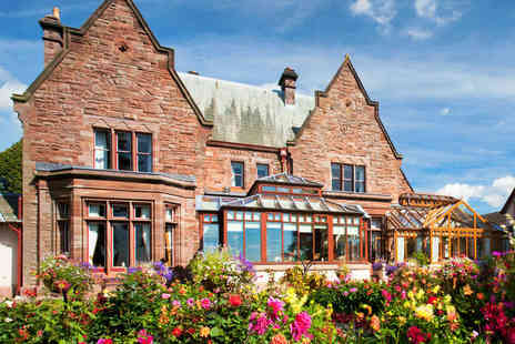 Appleby Manor Country House Hotel - One Night  Stay for Two People with Breakfast - Save 57%