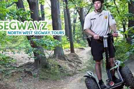Segwayz - One hour weekend Segway experience for 2 - Save 50%