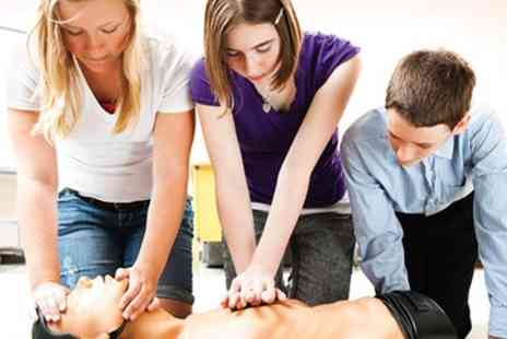 Heartsafety Solutions - Paediatric First Aid Course For One  - Save 64%