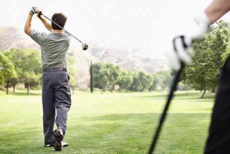 Thames Ditton and Esher Golf Club -  Lessons Plus One Months Unlimited Play  - Save 76%