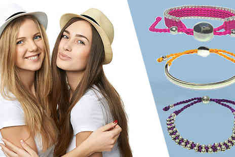 Avatora international - Stylish Adjustable Friendship Bracelet  - Save 86%
