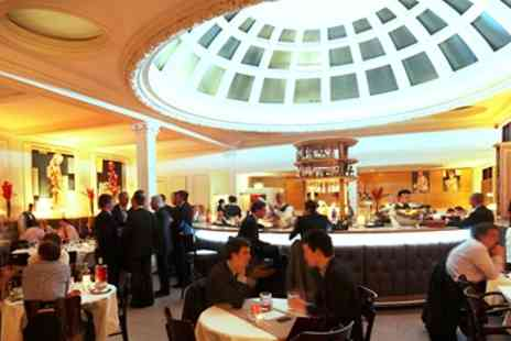 1 Lombard Street - Champagne Dinner at Beautiful Restaurant - Save 29%