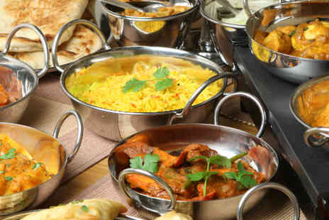 Ashiana Indian Restaurant  - All You Can Eat buffet For Two - Save 64%