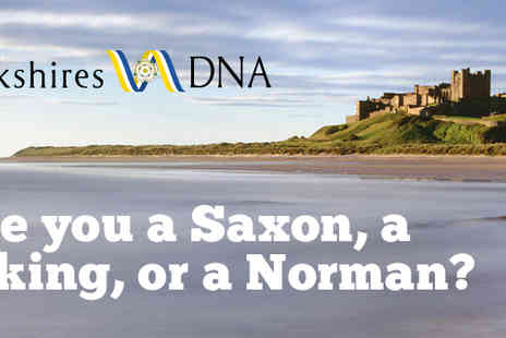 YorkshiresDNA - The Worlds Most Advanced DNA Ancestry Test - Save 32%