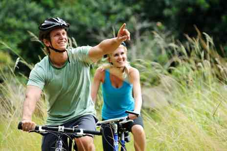Bakewell Bikes - Bike hire for one adult - Save 53%