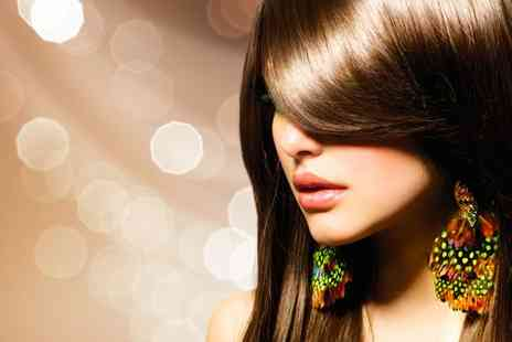 Exquisite Hair and Beauty - Hair Package Including Wash, Cut, Blow Dry and Steam Treatment  - Save 50%