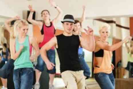 Move It Dance and Fitness - 10 Dance classes - Save 70%