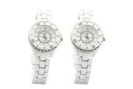 Avatora International - Two pack of womens watches  - Save 87%