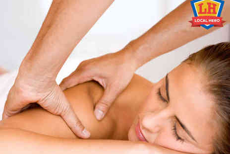 Beatitude - Hour Long Full Body Sports Massage or Hour Long Sports Injuries and Rehabilitation Therapy - Save 51%
