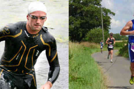 Owler Triathlon - Sprint Triathlon on August 3  for Two Teams - Save 14%