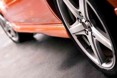 Wilson Autobodies - Alloy Wheel Refurbishment - Save 40%