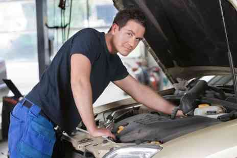 Chapmans Auto Centre - MOT Test (£21) With Car Service With Oil and Filter Change - Save 40%