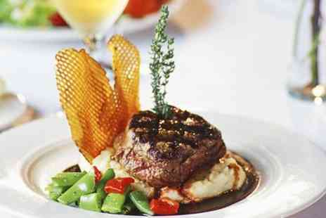 Grillado - Sirloin Steak and Side With Prosecco For Two - Save 52%