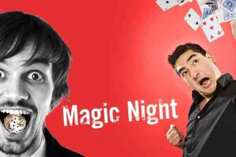 Magic Night - Magic Night at Madame Jojos For One  - Save 33%