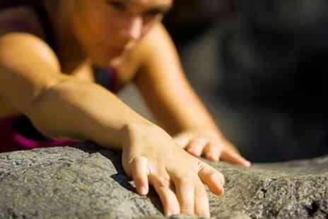 The Reach - Bouldering Induction and Day Pass  - Save 59%