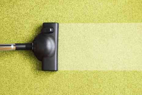 Extreme Homecare - Carpet Cleaning For Two Rooms and a Hallway - Save 84%