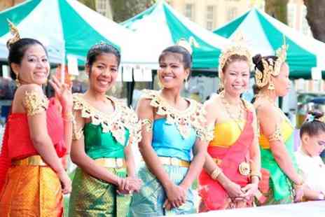 Bristol Thai Culture Festival -  Family Ticket to Wales Thai Festival - Save 22%
